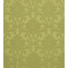 Peridot Damask Decorator Fabric by Brunschwig & Fils