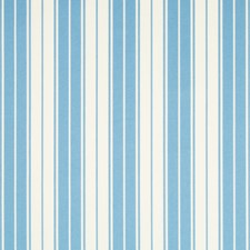 Delft Stripes Decorator Fabric by Brunschwig & Fils