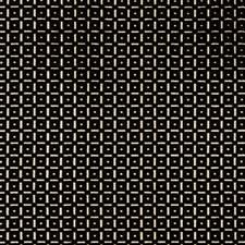 Onyx Geometric Decorator Fabric by Brunschwig & Fils
