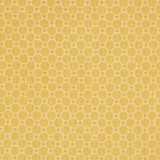 Maize Geometric Decorator Fabric by Brunschwig & Fils