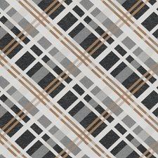 Pitch Check Decorator Fabric by Stroheim