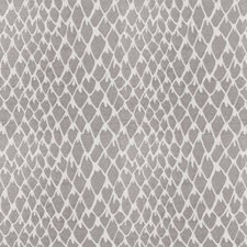 Grey Animal Decorator Fabric by Stroheim