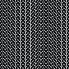 Zebra Herringbone Decorator Fabric by Stroheim