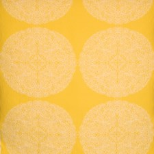 Citrus Geometric Decorator Fabric by S. Harris