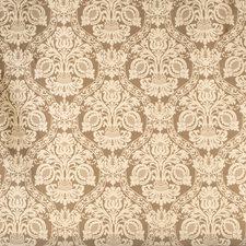 Antelope Jacquard Pattern Decorator Fabric by S. Harris