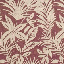 Plum Jacquard Pattern Decorator Fabric by S. Harris