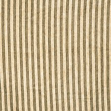 Charcoal Stripes Decorator Fabric by S. Harris