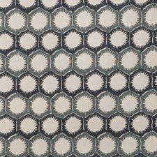 Spyglass Geometric Decorator Fabric by S. Harris