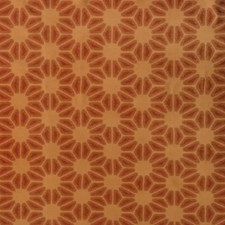 Glow Floral Decorator Fabric by S. Harris