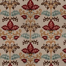 Cabernet Floral Decorator Fabric by Fabricut