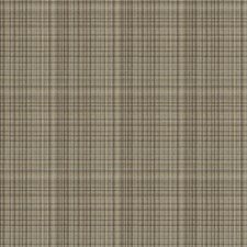 Latte Check Decorator Fabric by Trend