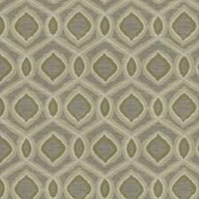 Pistachio Geometric Decorator Fabric by Trend