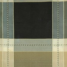 Gold/onyx Decorator Fabric by Duralee