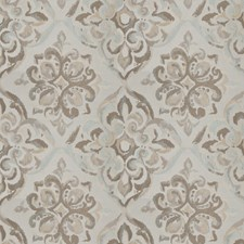 Sky Medallion Decorator Fabric by Trend