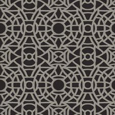 Noir Global Decorator Fabric by Fabricut