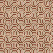 Coral Global Decorator Fabric by Fabricut