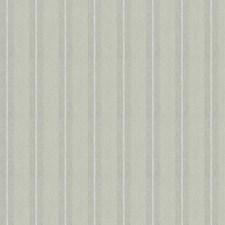 Aqua Diamond Stripes Decorator Fabric by Fabricut