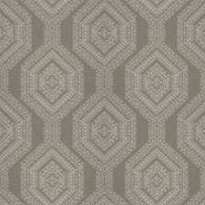 Taupe Global Decorator Fabric by Trend
