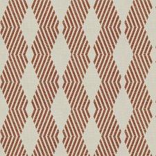 Chili Embroidery Decorator Fabric by Fabricut