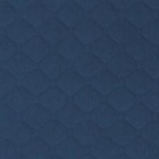 Blue Geometric Decorator Fabric by Duralee