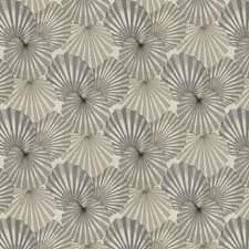 Onyx Fog Embroidery Decorator Fabric by S. Harris