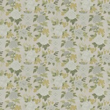 Cameo Floral Decorator Fabric by Trend