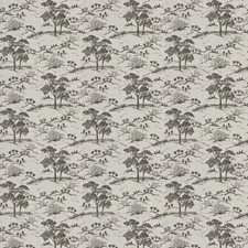 Graphite Asian Decorator Fabric by Fabricut
