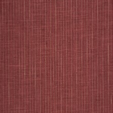 Red Sienna Stripes Decorator Fabric by Fabricut