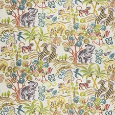 Rain Forest Animal Decorator Fabric by Fabricut