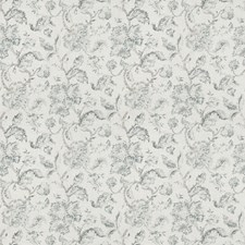 Delft Floral Decorator Fabric by Trend