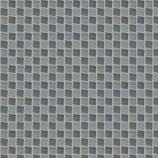 Delft Check Decorator Fabric by Trend