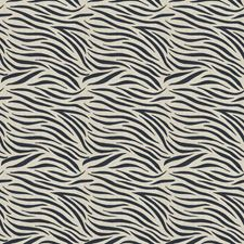Navy Animal Decorator Fabric by S. Harris