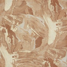 Sienna Gold Contemporary Decorator Fabric by S. Harris