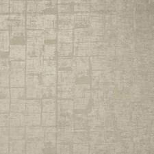 Gold Ivory Geometric Decorator Fabric by Fabricut