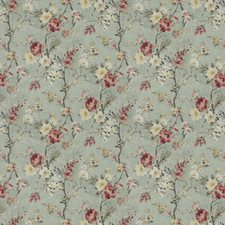 Celestial Floral Decorator Fabric by Trend