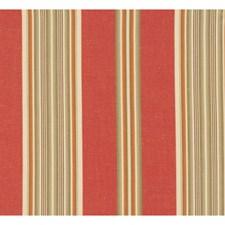 Cayenne Stripes Decorator Fabric by Lee Jofa