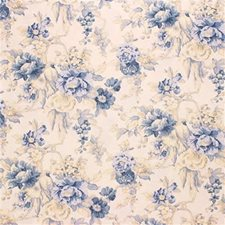 Blues Print Decorator Fabric by Lee Jofa