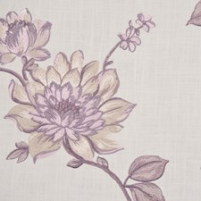 Lavender Decorator Fabric by RM Coco