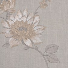 Linen Decorator Fabric by RM Coco