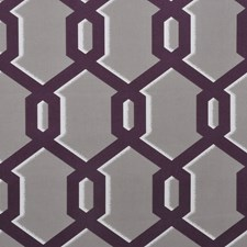 Black Currant Decorator Fabric by RM Coco