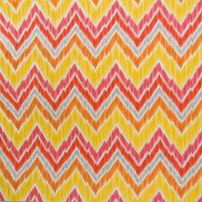 Lemon Zest Ikat Decorator Fabric by Greenhouse