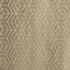 Gold On Taupe Decorator Fabric by Scalamandre