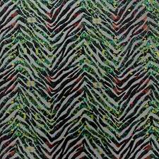 Dramatic Forest Decorator Fabric by Scalamandre