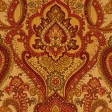 Cinnabar Decorator Fabric by RM Coco