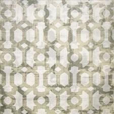 Silver Decorator Fabric by Kasmir