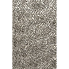 Silver Metallic Decorator Fabric by Andrew Martin