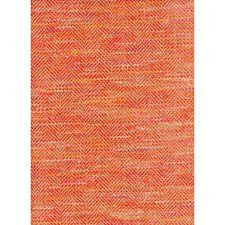 Cinnamon Herringbone Decorator Fabric by Andrew Martin