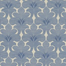 Cobalt Decorator Fabric by Kasmir