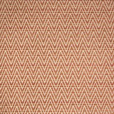 Spice Chevron Decorator Fabric by Greenhouse