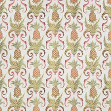 Classic Tropical Decorator Fabric by Greenhouse